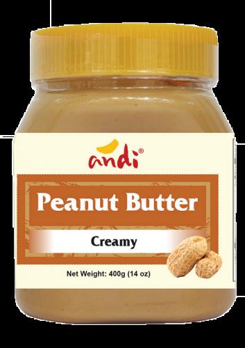 Peanut Butter Creamy 415g