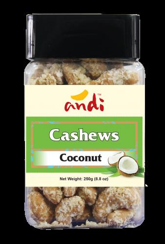 Cashews Coconut 250g