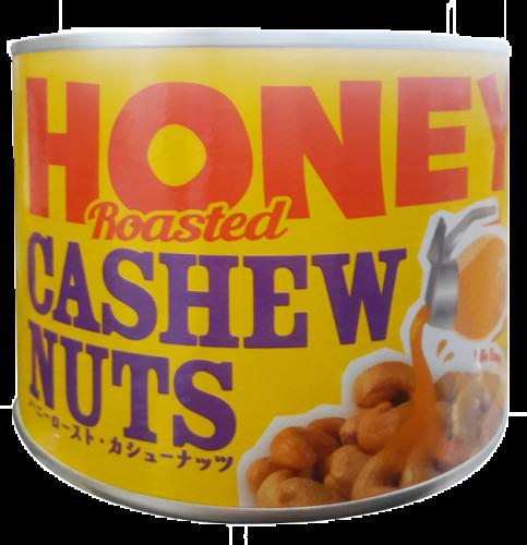Honey Roasted Cashew Nuts 185g