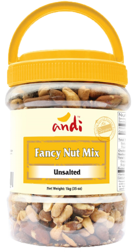 Fancy Nut Mix Unsalted 1kg