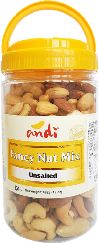 Fancy Nut Mix Unsalted 482g