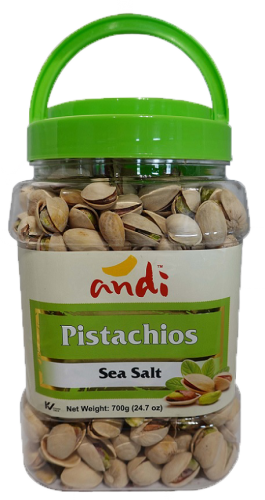Pistachios Salted 700g